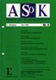 Cover ASoK 6/1998
