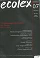 Cover ecolex 07_2013