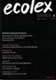Cover ecolex 1995