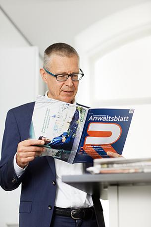 Publikationen Rechtsanwalt Dr. Johannes Winkler
