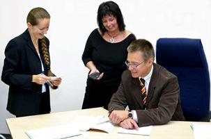 Team Rechtsanwalt Dr. Johannes Winkler
