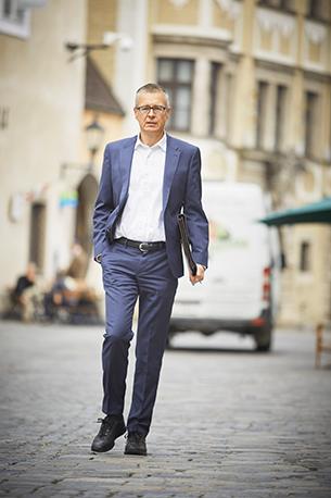 Werdegang Rechtsanwalt Dr. Johannes Winkler